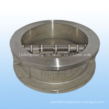 Wafer Body Double Disc Check Valves