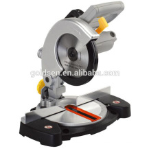 850w Economy Wood Cutting Machine Électrique 190mm Compound Mitre Saw GW8002