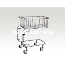 (A-153) Stainless Steel Baby Carriage