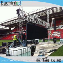 Eachinled Die-casting aluminum cabinet 3528 indoor Outdoor rental led display stage module screen P3.9 P4.8 P5.95