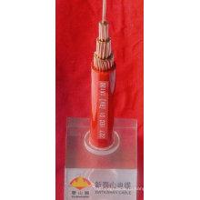 Изолированный кабель PVC Номинальное напряжение до 450 / 750V