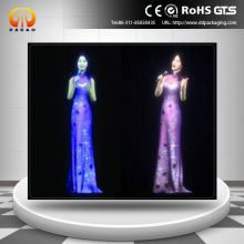 8 meters transparent foil projection film
