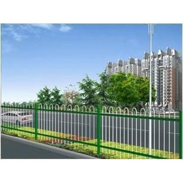 Temporary Fence for City Road (Yunde factory)