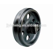 EX60LC-3 EX60LC-5 Hitachi Escavadeira Undercarraige Parts Front Idler