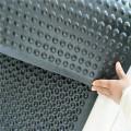 Recycelte Gummi benutzerdefinierte Tür Matte