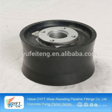 concrete pump rubber piston