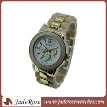 Quality New Products Alloy Band Watches, Custom Logo Alloy Wrist Watch