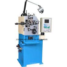 Maquinaria de bobinado de muelle CNC con aprobación Ce (GT-CS-208)