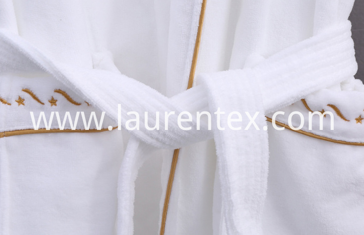 Hotel Bath robe ties