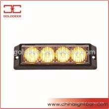 Alta potência 12 volts LED luz estroboscópica para carro cauda Light(SL6201-A)