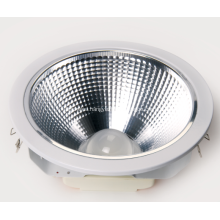 8 inch 20w led downlight hole 205mm hotel supermarket led ceiling light