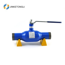 JKTL2W026 Hot sale electric forged steel full bore fully welded ball valve