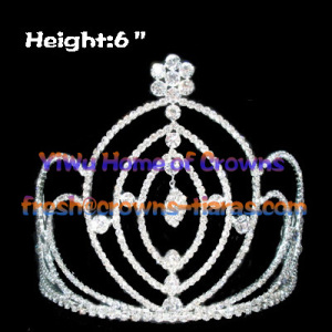 Wholesale Crystal Rhinestone Crowns and Tiaras
