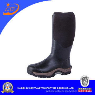 Rubber and EVA Outsole Rubber Boot Men