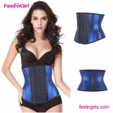 Women hot waist trainer drop ship underbust corset