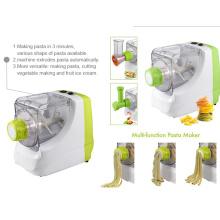 Fácil Manipulação de Uso Home Italian Pasta Maker, Máquina Pasta