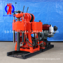 XY-180 core sampling rig engineering geological exploration rig has fast speed and high efficiency