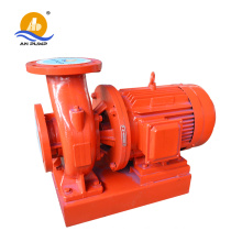 Circulation pump for hot water