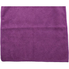 Supply Warp Knitted Microfiber Car Cleaning Towel