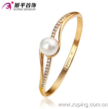 Xuping Fashion 18k Gold -Пластиковый браслет с грушей