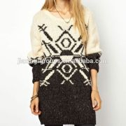 high fashion company all over print sweater.OEM orders are welcome.
