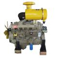 Air Compressor Diesel Engine 115 KW/156 Horsepower Turbo Charger 6 Cylinder