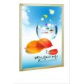 Poste de la lámpara solar desplazamiento publicidad luz caja Gd03