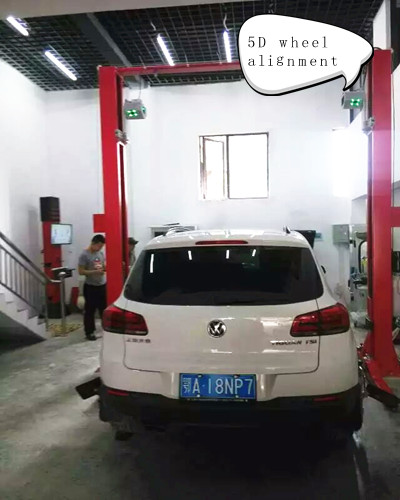 5D Wheel Alignment Auto