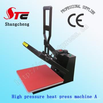 Hohem Druck billig direkt an Bekleidungs-Drucker Maschine digitale Hochdruck Heat Transfer Maschine Stc-SD05