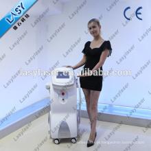 Laser permanente da remoção do cabelo ipl / laser do rejuvernation da foto