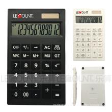 Calculadora de escritorio de doble dígito de 12 dígitos para oficina, banco y finanzas (CA1120A)