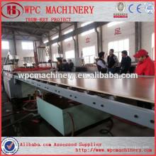 Máquina de placa de espuma sem PVC WPC