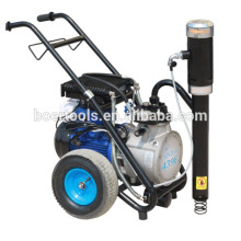 Pulverizador mal ventilado J439E 3000W da pintura do pulverizador de massa de vidraceiro