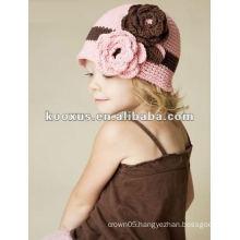 Baby Toddler Kufi Crochet Beanie Baby Kufi Hat Kufi Cap Baby Girl's Crochet Beanie