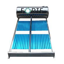 Conveniente calentador de agua solar de vacío barato