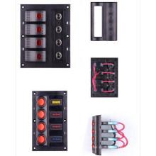 Interruptor de eje de balancín impermeable