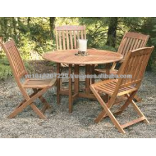 Eucalyptus Solid wood Outdoor / Garden Furniture Set