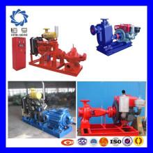 Mejor marca de la bomba de agua portátil motor diesel conjunto