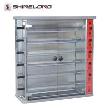 ФКР-GT6P профессионального кухонного оборудования газ курица гриль на продажу в 2017 году
