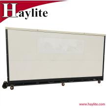 Approvisionnement préfabriqué adapté aux besoins du client d'usine de maison de récipient portatif mobile pliable de bateau