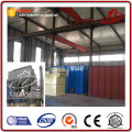 Cement industry dust pollution control bag filter dust collector