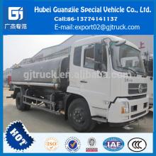 Caminhão de tanque da água de 10 toneladas DongFeng Tianjin para vendas