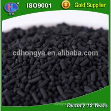 Carbón activado especial para desulfuración y desnitrificación, alta calidad, precio razonable.