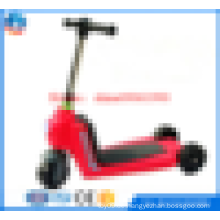 2015 Alibaba China Online Lieferant Neues Modell Plastic Zwei Fußpedal Child Kick Scooter