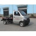 Changan 3CBM Small Roll off camión de basura