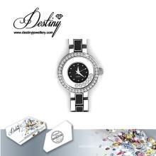 Destin bijoux cristal de Swarovski Crystal Watch