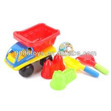 Летние игрушки из пластика для пляжа 5шт / Летние игрушки / Пляжные игрушки