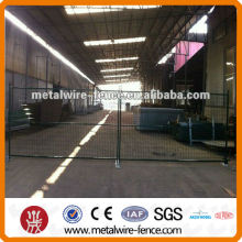 PVC Temporary movable fence for construction