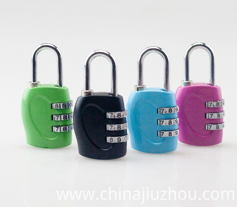 Portable Combination Lock