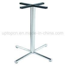 Popular Cross Stainless Steel Table Base (SP-STL051)